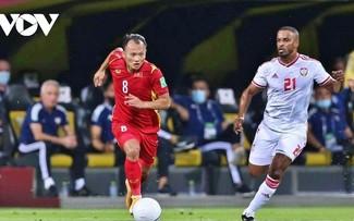 Tuyển Việt Nam lần đầu tiên dự vòng loại thứ 3 Worldcup 2022