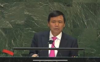Việt Nam bỏ phiếu ủng hộ Nghị quyết của ĐHĐ LHQ kêu gọi Mỹ chấm dứt lệnh cấm vận kinh tế Cuba