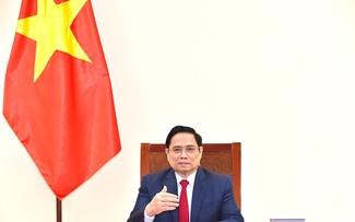 Thủ tướng Phạm Minh Chính đề nghị WHO hỗ trợ Việt Nam trở thành trung tâm sản xuất vaccine