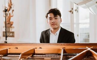 Việt Nam có đại diện vào chung kết cuộc thi piano quốc tế