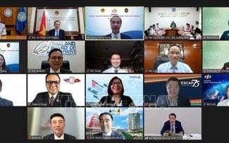 Việt Nam - Thái Lan hợp tác kinh tế ứng phó với dịch COVID-19