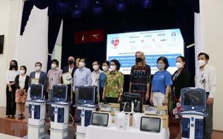 Hiệp hội Thương mại Hoa Kỳ tại Việt Nam ủng hộ công tác phòng, chống dịch COVID-19