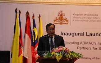Trung tâm Hành động Bom mìn ASEAN ra mắt Cơ chế FOA