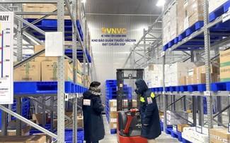 VNVC bàn giao hơn 1,3 triệu liều vaccine cho Bộ Y tế