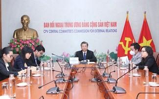 Việt Nam - Trung Quốc tọa đàm chuyên đề về phòng, chống dịch Covid-19