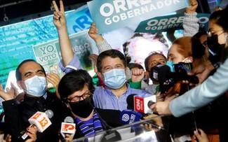 La oposición de Chile toma el poder en los gobiernos regionales