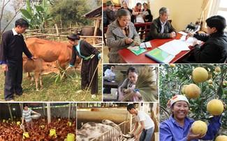 Vietnam toma acciones proactivas contra la pobreza para el bienestar de su gente
