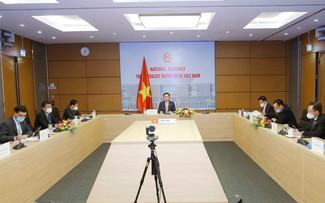 Vuong Dinh Huê: le Japon est un partenaire stratégique de premier rang du Vietnam