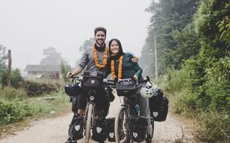 16.000 kilomètres, deux personnes, un amour, un livre…
