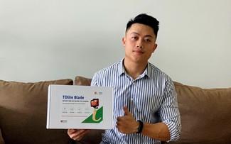 Nguyên Hông Duc, créateur du vidéo-laryngoscope «made in Vietnam»