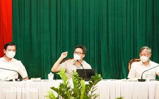 Covid-19: Vu Duc Dam demande à Dông Nai d'accélérer les tests
