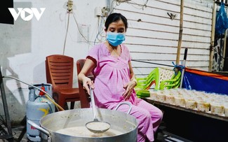 Les repas gratuits de Lê Thi Ngoc Phuoc