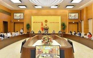 Préparation de la prochaine session parlementaire