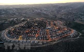 La Palestine condamne la construction d'une nouvelle colonie israélienne en Cisjordanie