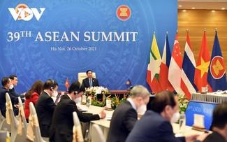Pham Minh Chinh participe aux 38-39e sommets de l'ASEAN