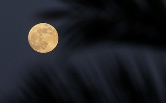 Last supermoon of 2021 to be visible in Vietnam early Friday