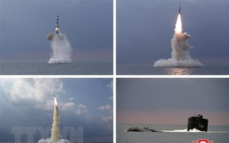 UN meets on North Korea's submarine-launched ballistic missile test, Vietnam calls for prompt talks
