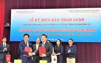 JICA helps build capacity of Vietnam's urban railway