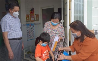 National fund provides 640 thousand USD to children affected by COVID-19