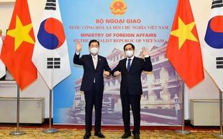 Вьетнам и Республика Корея отдают приоритет развитию отношений стратегического партнерства
