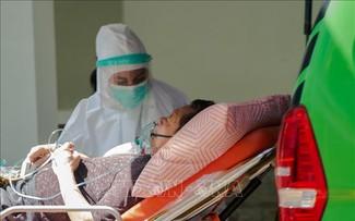 Число зараженных коронавирусом в мире превысило 200 млн. чел.