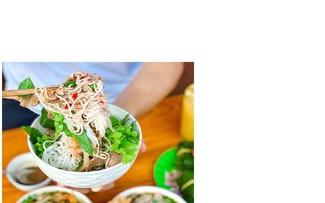 Bánh canh cá lóc- Đậm đà hương vị xứ Huế