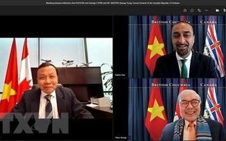 Thúc đẩy hợp tác kinh tế giữa các địa phương của Canada và Việt Nam