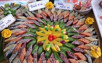 Ngày hội Bánh dân gian Mỹ Khánh năm 2021 thu hút 100 gian hàng tham gia