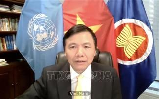 Việt Nam kêu gọi tăng cường bảo vệ trẻ em trong xung đột vũ trang trước tác động của đại dịch COVID-19