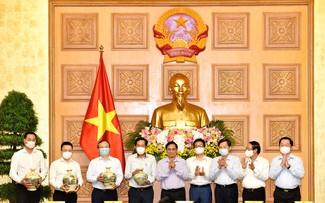 Thủ tướng Phạm Minh Chính: Sứ mệnh của những người làm báo đầy ý nghĩa, tự hào, vẻ vang nhưng cũng vô cùng gian nan, vất
