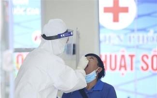 Tối 26/7, Việt Nam có 5.174 ca mắc COVID-19, nâng tổng số mắc trong 24 giờ qua lên 7.882 ca