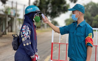 Việt Nam có thêm 2.764 ca mắc COVID-19 trong 12 giờ qua