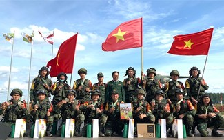Bộ trưởng Quốc phòng Phan Văn Giang gửi thư động viên chiến sĩ tham dự ArmyGames-2021