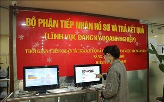 7 tháng, gần 76.000 doanh nghiệp đăng ký thành lập mới