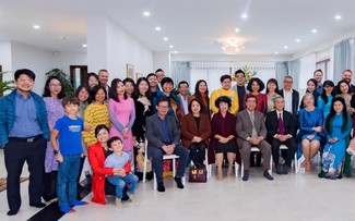 SANV: Cầu nối hợp tác hữu nghị giữa Việt Nam - Thụy Điển
