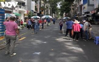 Thành phố Hồ Chí Minh tái khởi động nhiều hoạt động sản xuất, kinh doanh