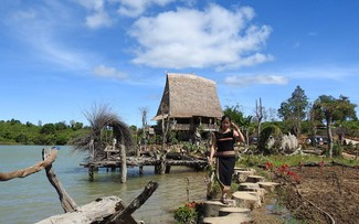 Kon Trang Long Loi phát triển du lịch cộng đồng