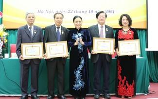Phát huy vai trò cầu nối giữa nhân dân Việt Nam - Triều Tiên