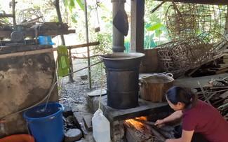 Развитие кооперативной экономики и ремесленных деревень в провинции Хазянг
