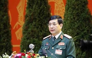 Bộ Quốc phòng làm việc với Bộ Tổng Tham mưu Quân đội nhân dân Việt Nam
