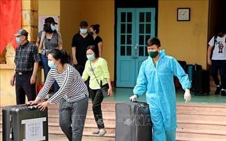 Chiều 21/4, Việt Nam ghi nhận thêm 5 ca mắc COVID-19