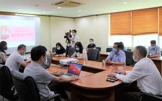 Báo điện tử Đảng Cộng sản Việt Nam tổ chức cuộc phỏng vấn trực tuyến về bầu cử đại biểu Quốc hội khóa XV