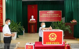 Tỉnh Hải Dương công bố kết quả bầu cử