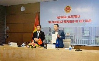 Đoàn đại biểu Quốc hội Việt Nam tham dự Hội nghị Nhóm Tư vấn AIPA lần thứ 12