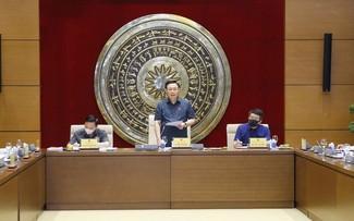 Chủ tịch Quốc hội Vương Đình Huệ: Lập pháp phục vụ kiến tạo phát triển