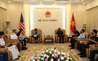 Việt Nam - Hoa Kỳ tiếp tục thúc đẩy hợp tác khắc phục hậu quả chất độc hóa học/dioxin và hậu quả bom mìn sau chiến tranh