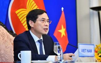 Hội nghị Bộ trưởng Ngoại giao ASEAN+3 bàn tăng cường hợp tác, chống COVID-19