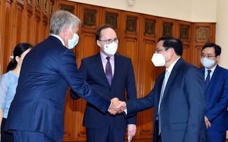 Việt Nam – Nga tăng cường quan hệ hữu nghị truyền thống và Đối tác chiến lược toàn diện