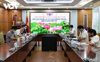 Trao giải Tiếng nói Việt Nam năm 2021