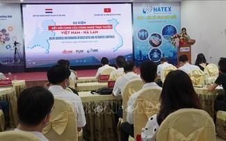 Kết nối cung cầu công nghệ Việt Nam - Hà Lan